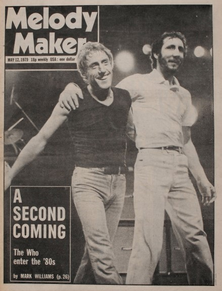 The Who Framed Melody Maker