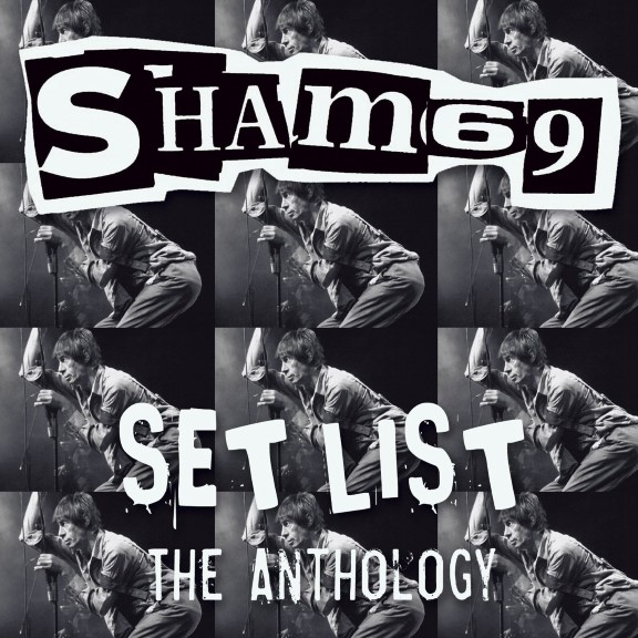 SET LIST - THE ANTHOLOGY