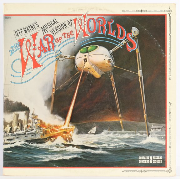 The War Of The Worlds - Jeff Wayne's Musical
