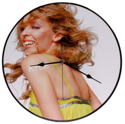 "Kylie Minogue "" I Believe In You"" Clock"