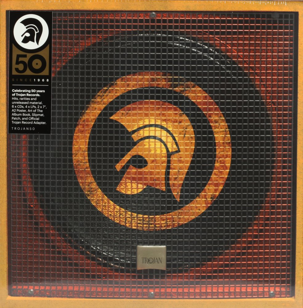 The Trojan Records Box Set
