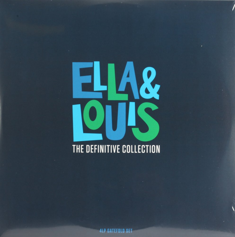 Ella & Louis - The Definitive Collection