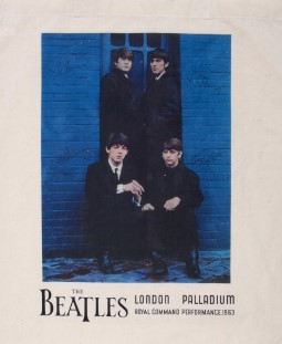The Beatles Cloth Tote Bag