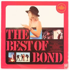 The Best Of Bond - The Original Movie Soundtrack Themes