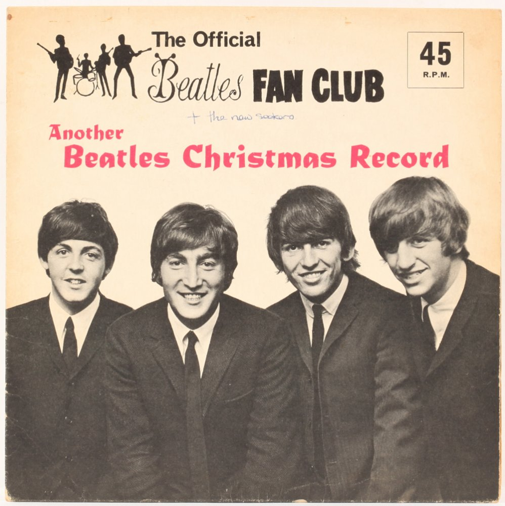 Another Beatles Christmas Record