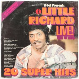 K-Tel Presents Little Richard Live! 20 Super Hits