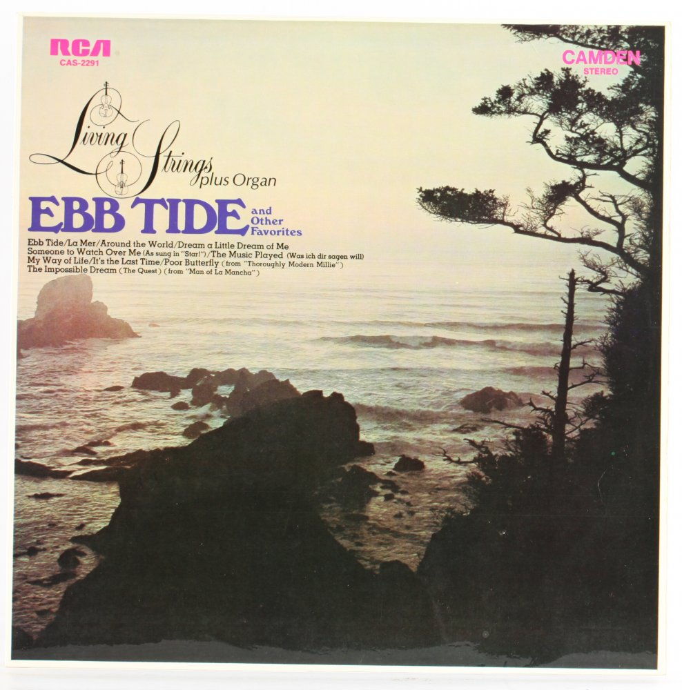 Ebb Tide and Other Favorites