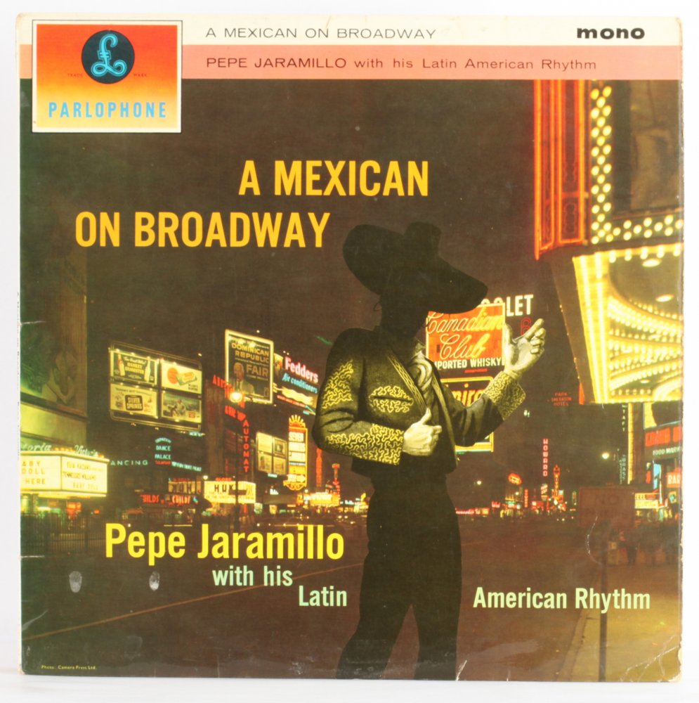 A Mexican On Broadway