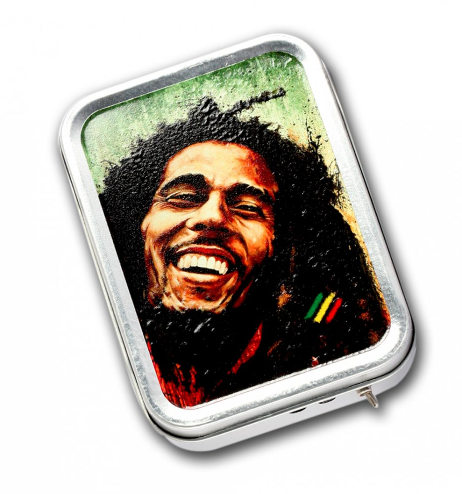 Bob Marley Portable Wired Speaker